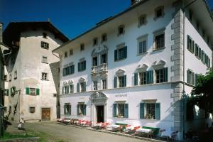Palazzo Salis a Soglio ©Bregaglia Engadin Turismo