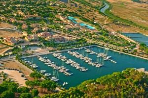 panoramica di Porto degli Argonauti